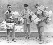 City mail carriers