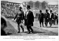 McKinley in stadium
