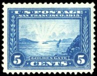 cost-of-us-stamp-scott-399-1913-5-cents-panama-pacific-exposition-spinkshreves-151-287